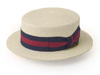 Evolution of Straw hats and Felt hats - Boater Dress hats